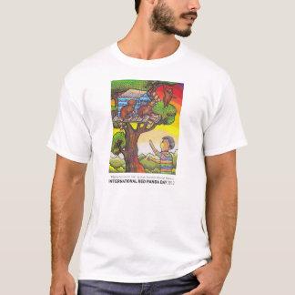 """""""私のために""""人のティーを家に作って下さい Tシャツ"""