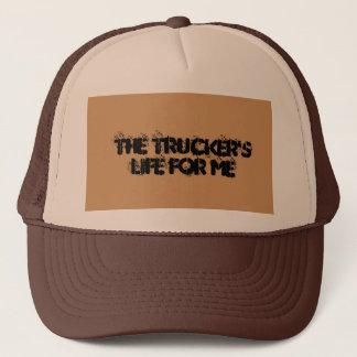 私のためのトラック運転手の生命 キャップ