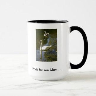 私のための待ち時間ミイラ…. マグカップ