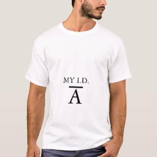 私のアイディア Tシャツ