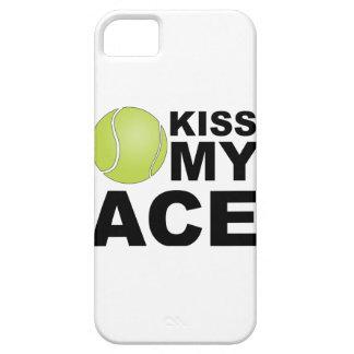 私のエースに接吻して下さい! テニスのiPhone 5カバー iPhone SE/5/5s ケース