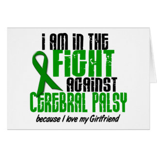 私のガールフレンド1のための戦いの脳性麻痺 カード