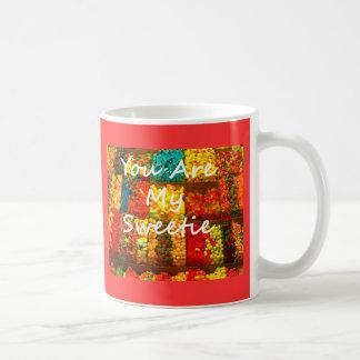 私のキャンディです コーヒーマグカップ