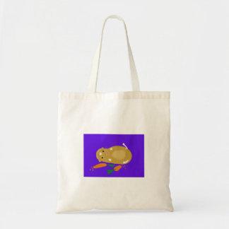「私のギニーブタ」のバッグです トートバッグ