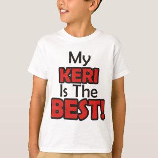 私のケリはベストです Tシャツ