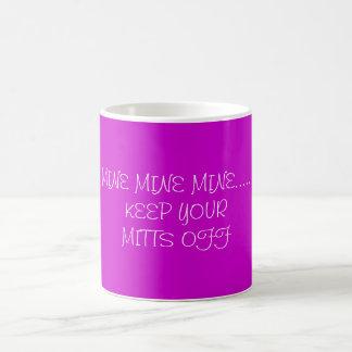 私のコーヒー・マグ マジックマグカップ