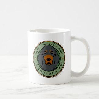 私のゴードンを愛して下さい コーヒーマグカップ