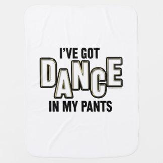 私のズボンのダンス ベビー ブランケット