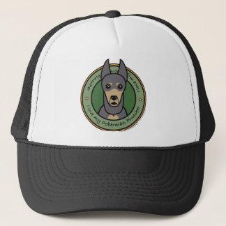 私のドーベルマン犬を愛して下さい キャップ