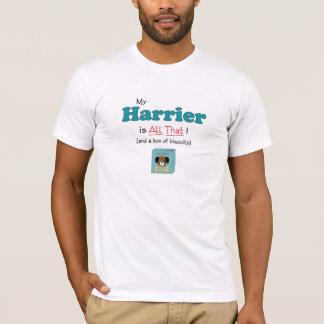 私のハリアーはすべてそれです! Tシャツ