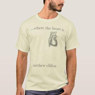 私のハートのうそ Tシャツ
