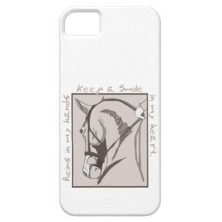 私のハートのスマイル iPhone SE/5/5s ケース
