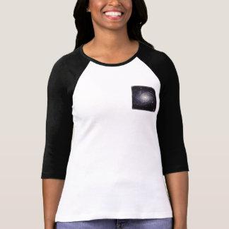 私のハートの銀河系 Tシャツ