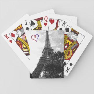 私のハートはパリに出かけます トランプ