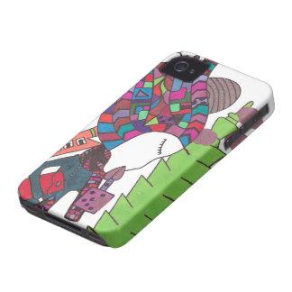 私のハートは台湾のiphoneの場合で属します Case-Mate iPhone 4 ケース