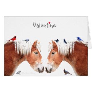 私のハートをめまいがする行かせます: バレンタインデー カード