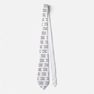 私のバセットハウンドを愛して下さい ネクタイ