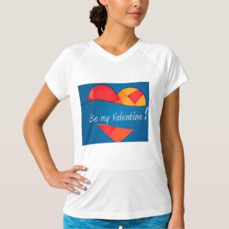 私のバレンタインがあって下さい! または今夜私のピザがあって下さい! Tシャツ