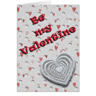 私のバレンタインがあって下さい カード