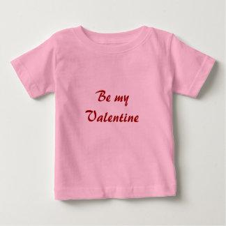 私のバレンタインがあって下さい ベビーTシャツ