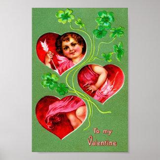 私のバレンタインに ポスター
