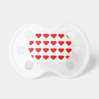 私のバレンタインのハート36Red TranspのjGibneyがあって下さい おしゃぶり