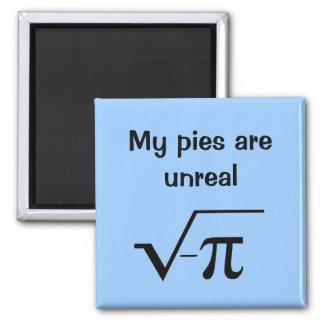 私のパイは非現実的な磁石です マグネット