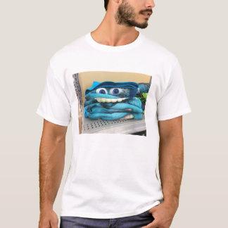 私のパパは私にワイシャツに私のTシャツのポストを作るように言いました Tシャツ