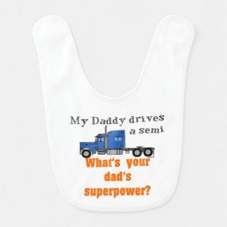 私のパパはaを半運転します ベビービブ
