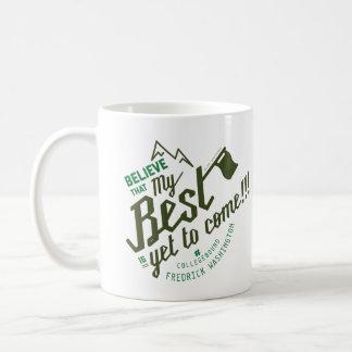 私のベストはまだマグを来ることです コーヒーマグカップ