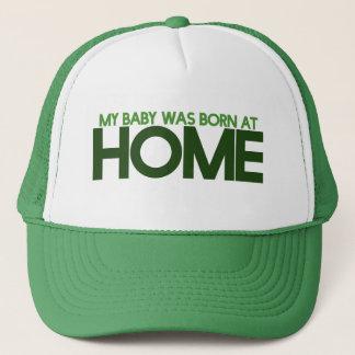 私のベビーは家庭で生まれました キャップ