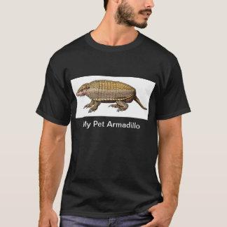 私のペットアルマジロ-かわいく及び愛らしい- YES! Tシャツ