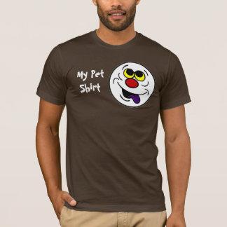 私のペットワイシャツ Tシャツ