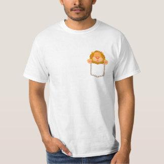 私のポケットのライオン Tシャツ
