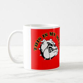 私のマグ! コーヒーマグカップ