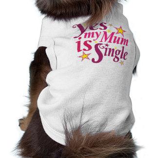 私のミイラは独身のです ペット服