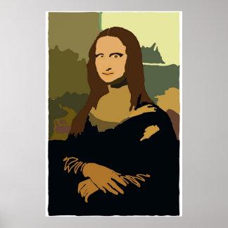 私のモナ・リザ ポスター