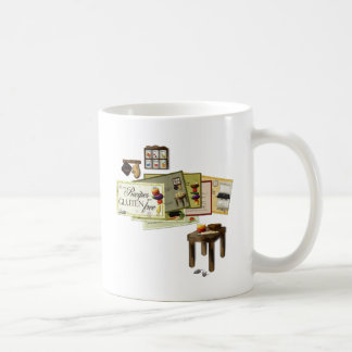 私のレシピはすべて自由なグルテンです コーヒーマグカップ