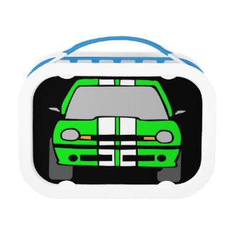 私のレースカー ランチボックス