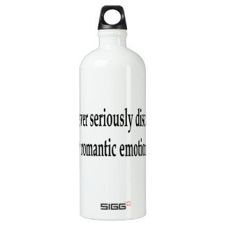 私のロマンチックな感情 ウォーターボトル