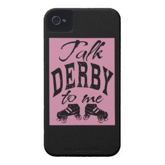 私のローラーダービーへの話ダービー Case-Mate iPhone 4 ケース