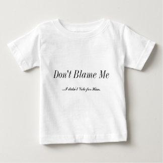 私のワイシャツ責任にしないで下さい ベビーTシャツ