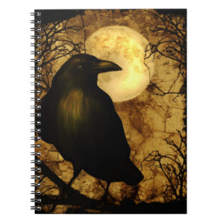 私のワタリガラスのノート ノートブック