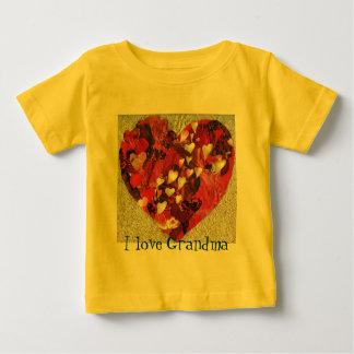私の中心の欲求 ベビーTシャツ