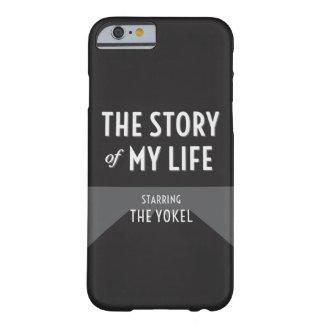 私の人生のの物語YokelのiPhone6ケース Barely There iPhone 6 ケース