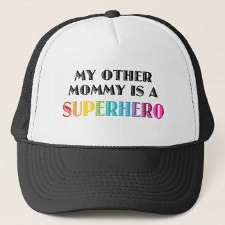 私の他のお母さんはスーパーヒーローです キャップ