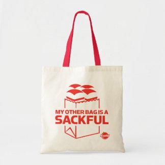 私の他のバッグはSackfulです トートバッグ