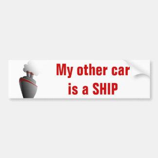 私の他の車のバンパーステッカー バンパーステッカー