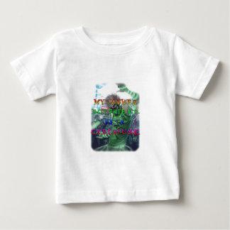 私の他のB/Fはサイバーパンクです ベビーTシャツ