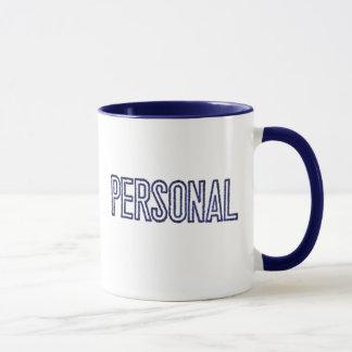 私の個人的なマグ マグカップ